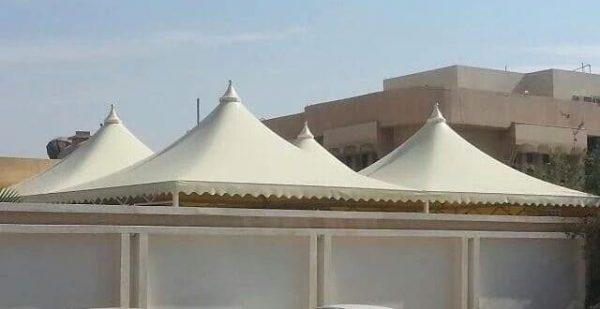 مظلات وسواتر الملقا الرياض